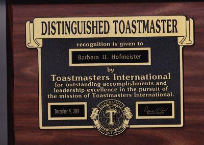 Distinguished-Toastmaster