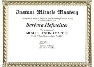 Muscle-Testing-Master